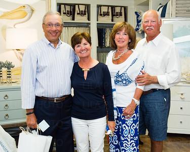 Al & Judy Pasquale, Gail & Larry Butler