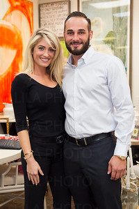 Brittany & Matt Bosher