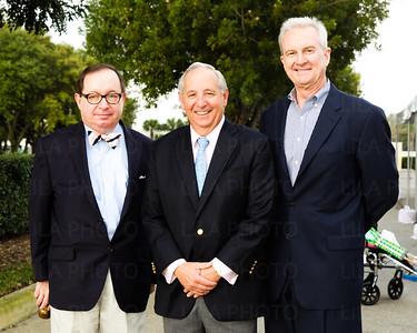 Richard  Cosnotti, John Domenico, Chet Tart