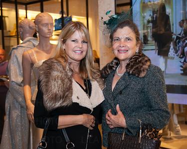 Patti Steele, Carmen Bradley