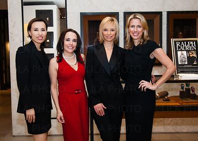_, Norma Quintero, Avril Graham, Missy Pool