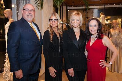 Carlos Fernandez - Guzman, Raquel Watters, Avril Graham, Norma Quintero