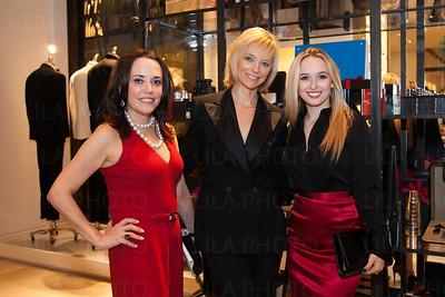 Norma Quintero, Avril Graham, Alessandra Quintero