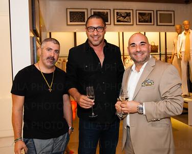 Tony Merenda, Denio, Price Percia