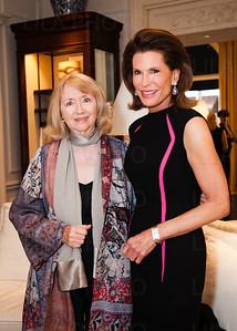Gigi Benson, Ambassador Nancy Brinker