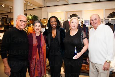 Joseph & Pamela Janoura, Elaine Corbin, Shelly & Steve Schultz