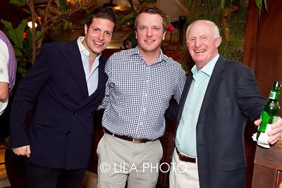 Charlie Schaefer, James Jones, Vinny Giles