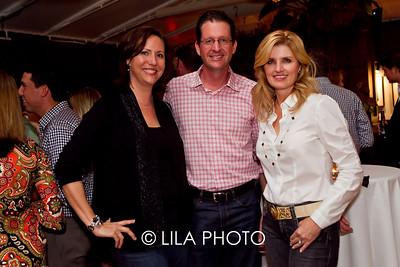 Jennifer & Michael Ayres, Beth Carpenter