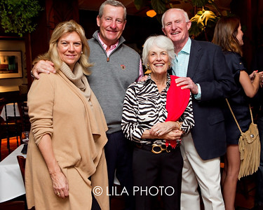 Nancy & Bob Ford, Key & Vinny Giles