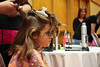 Girls and Dolls at the Crowne Plaza Ravinia on Sunday, Dec. 6, 2009.  Nails, hair, doll day care, photos, shopping and fashion show.  Sponsors include Gap, Davis Academy, Vibe, Balance hair  studio.