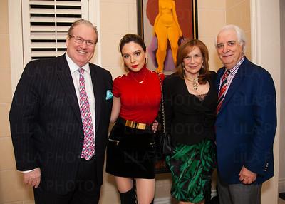 Patrick Park, Lola Astanova, Nancy & Bill Rollnick
