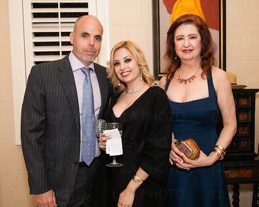 Harold Valdez, Alessandra Rivas, Enid Rivas