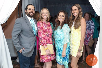 Anthony Aguirre, Kelli Schaming, Alexis Campbell, Carla Tavolacci