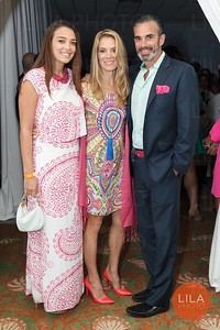 Natalie Commesso, Christine & Dominick Commesso