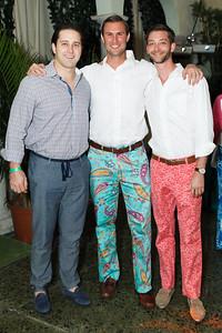 Tom Heck, Phil Reagan, Chris Hansen