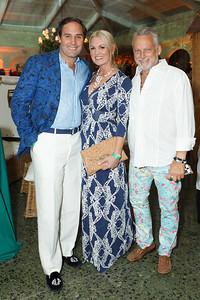 Bobby Leidy, Bruce Sutka, Angela Vecellio,  © LILA PHOTO