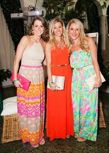 Courtney Swan, Ashley Reagan, Kristina Hansen