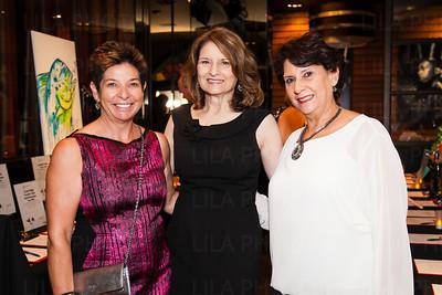 Michaela Lavender, Debra Onkenhout, Leslie Roth