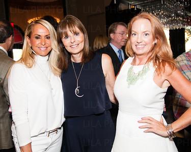 Beverly Altman, Pam Begelman, Elizabeth Grace