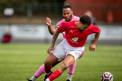 22nd Aug 2020, Redditch Utd FC vs Highgate Utd FC, Pre-season friendly