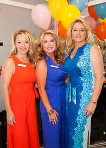Sharon McEnroe, Julie Hopper Thomas, Heather Neville