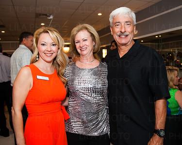 Sharon McEnroe, Linda & Hal Katz
