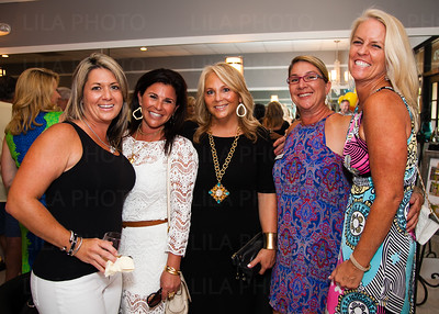 Ashley Schulties, Maris Charney, Dina Beck, Jane Letsche, Christine Charles