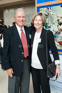 Dr. Charles & Sheila Saunders