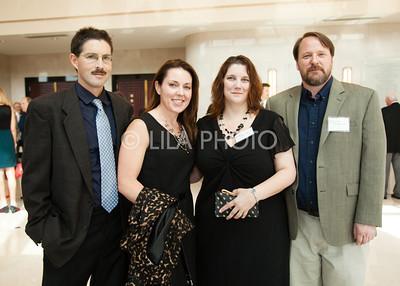 Ted Kamenecka, Laura Solt, Melissa & Tim Tellinhuisen