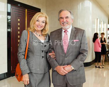Nancy Hart, Dr. Roy Smith