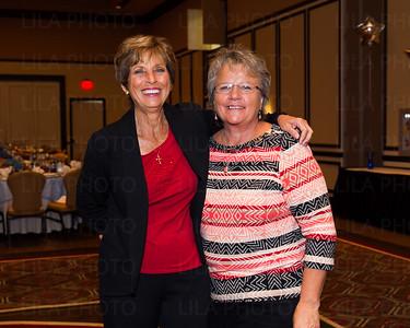 Joyce Batcheler, Marcia Hanson