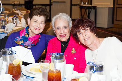 Margie Janicola, Elly Untermeyer, Diane Mark