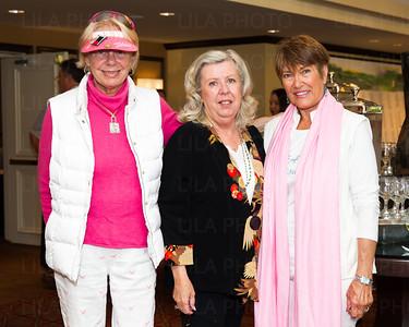 Robin Sweet, Lucille Maresca, Betty Whitlow