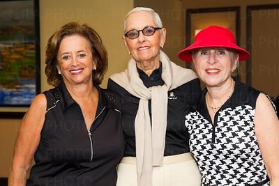 Claire Leinheardt, Rhoda Schultz, Ellen Pieniek