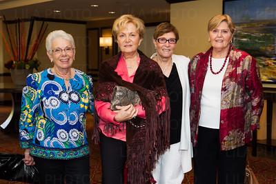 Cookie Gobrin, Barbara Scott, Brenda Himelstein, Roberta Beck