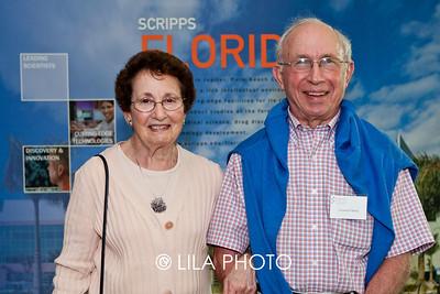 Rhoda and Leonard Glazier