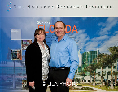 Dr. Patricia McDonald and Dr. Derek Duckett