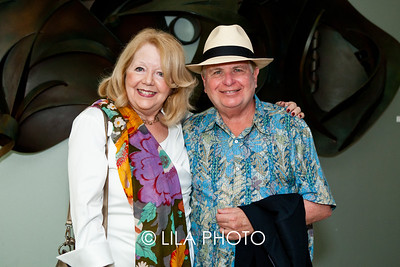 Jan Hoyt and Dr. Harvey Hoyt