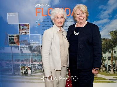 Joyce McLendon and Ellen Tansey