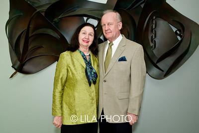 Ruby Rinker and Andrew Bytnar