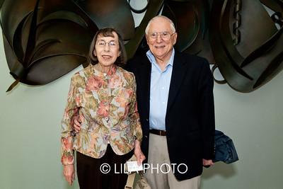 Rosalind and Rueben Wasserman
