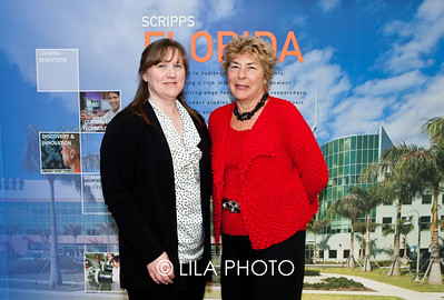 Dr. Patricia McDonald and Leanna Landsmann