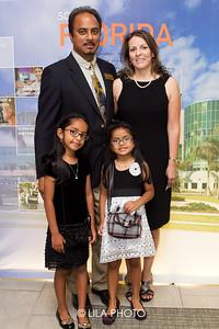 Dr. Roy & Irma Priana, Rebecca & Hannah