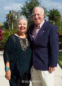 Dr. Marilyn & Colonel Jay Spechler