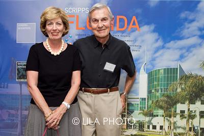 Judy & Lt. Colonel Don Youatt