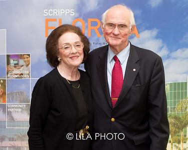 Martha & Dr. William Adkins
