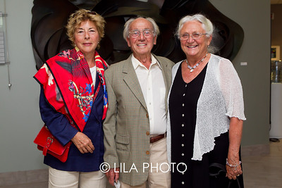 Leanna Landsmann, Alfredo & Tracy Siani