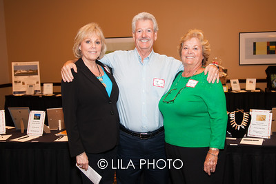 Sandy Stover, Jeff Stover, Susan Laird