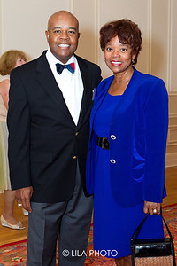 Dr. Gordon Johnson, Dr. Linda Johnson