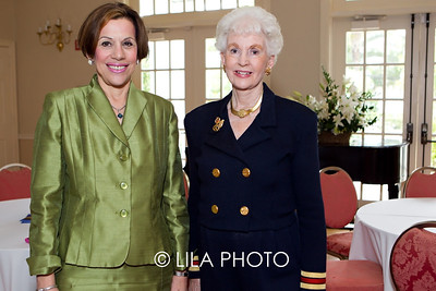 Judy Goodman, Joyce McLendon